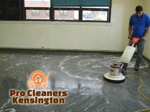 Floor Polishing